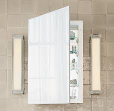frameless recessed medicine cabinet rh frameless inset medicine cabinet s269 00 mirror on back of door