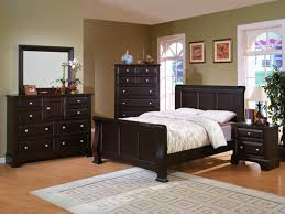 endearing 40 bedroom decor with dark brown furniture inspiration