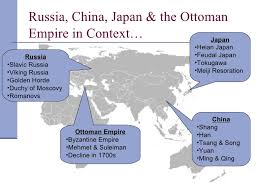 Ottoman Empire 19th Century Whap 19th Century Japan Russia China Ottoman Empire