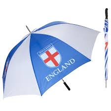 Golf Flags Blue St George Flag Auto Golf Umbrella England Sports Outdoor