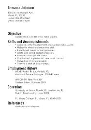 resume templates for students in resume template for internship collaborativenation