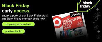 target black friday pre sales target black friday