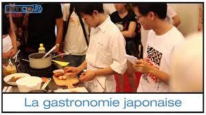 reportage cuisine japonaise reportage la gastronomie japonaise à expo