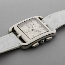 hermes cape cod chronograph cc1 910 pre owned dream watches