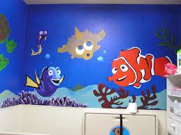 Nemo Bathroom Mural U0026 Design By Seh Kah Daycare Bathroom