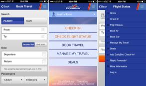 Southwest Flight Deals by Southwest Airlines Updates Ios App With Redesigned Navigation
