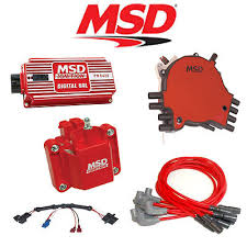 msd 9030 ignition kit digital 6al distributor wires 93 94 camaro