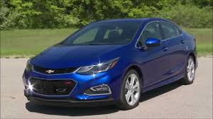 2016 chevrolet cruze exterior and interior youtube