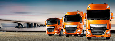 paccar truck sales statement of company business daf corporate