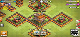 hacked apk clash of clans hacked apk coc hack unlimited gems gold elixir tool