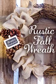 35 fall wreaths for your door diy