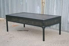 industrial modern coffee table buy a custom adjustable height coffee table lift top modern