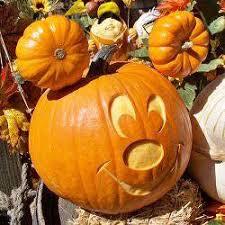 tmsm pumpkin art 3d mickey mouse the main street mouse
