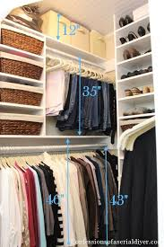Diy Build Shelves In Closet by How To Build A Closet Without Breaking The Bank You Don U0027t Know I