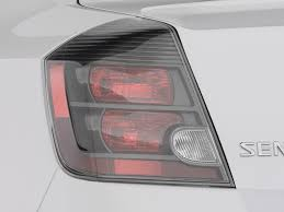 nissan sentra ser spec v image 2008 nissan sentra 4 door sedan man se r spec v tail light