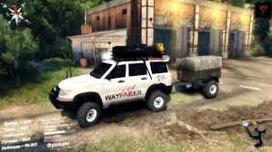 jeep patriot mods uaz patriot 3163 spintires mod mod for spin tires