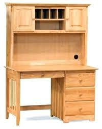 Oak Desks With Hutch Oak Computer Desk With Hutch Eatsafe Co