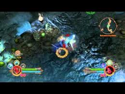 dungeon siege 3 local coop lets play dungeon siege 3 coop german blind 21