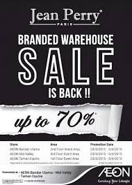 jean perry warehouse sale for branded bed linen bedding