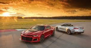 chevy camaro zl1 is the performance muscle car to beat the drive