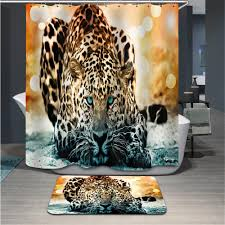 Zebra Shower Curtain by Popular Zebra Bathroom Buy Cheap Zebra Bathroom Lots From China