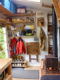 Low Cost Home Building Man Builds His Own Low Cost Tiny House For Under 500