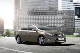 toyota goes into depth with the all new auris and auris hybrid