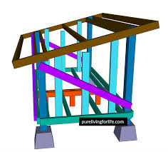 Free Firewood Storage Rack Plans by Diy Firewood Storage Shed U0026 Plans Pure Living For Life