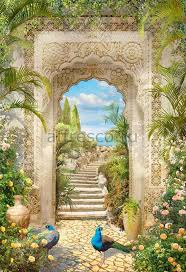 Wall Mural Mystical Pathway Peel 101 Best Painted Mural Images On Pinterest Mural Ideas Wall