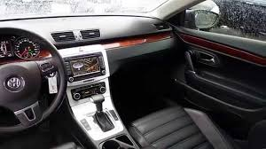 2010 volkswagen cc iron gray metallic stock 13456p interior