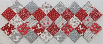 zig zag table runner zig zag table runner the quilt works inc