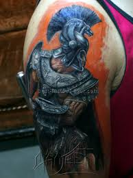 spartan warrior tattoo 13 best tattoos ever
