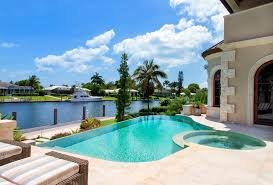 Average Cost Of Landscaping A Backyard The Cost Of Installing A Pool In South Florida What You Need To