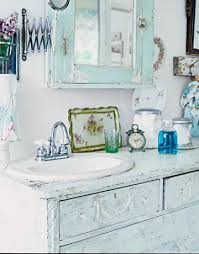 shabby chic bathrooms panda u0027s house vintage shabby chic bathroom
