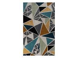 Area Throw Rugs Cosmopolitan Teal Gold Area Rug Cort