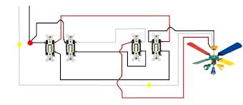 ceiling fan light kit switch wiring diagram integralbook com