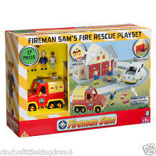 fireman sam fire station amazon ebay