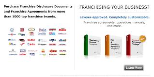 franchiseprep fdds franchise disclosure documents