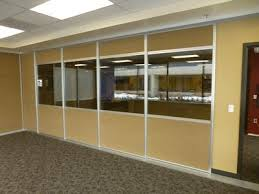Sliding Room Divider Room Dividers Commercial Room Partitions Operable Partitions