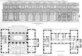 mansion floor plans castle floor plan historic country house plans mansion kevrandoz