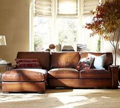 Sofa Sectionals Leather by Best 25 Leather Sectionals Ideas Only On Pinterest Leather