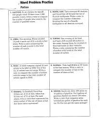 rate problems worksheet worksheets