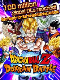 dragon ball dokkan battle app store