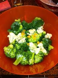 barefoot contessa roasted broccoli roasted broccoli and cauliflower hip foodie mom