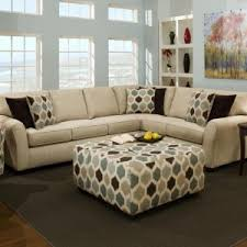 furniture square ottoman coffee table and two ottomans for living