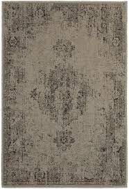 Persian Rugs Charlotte Nc by Sphinx Oriental Weavers Area Rugs Revival Rugs 6330a Grey