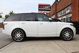 range rover rims range rover with vellano wheels no limit inc
