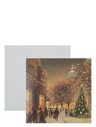 the great british card company set of 8 ms society christmas cards