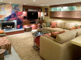basement family room designs room decorating ideas basement family