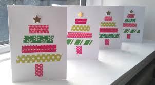 christmas cards made christmas lights decoration